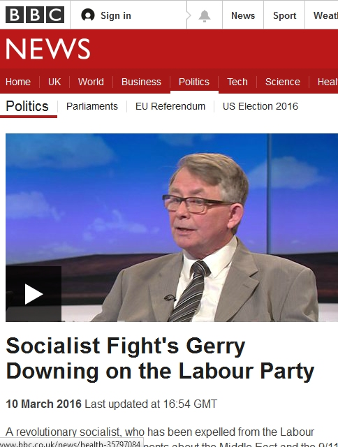 Image result for andrew neil gerry downing antisemitism