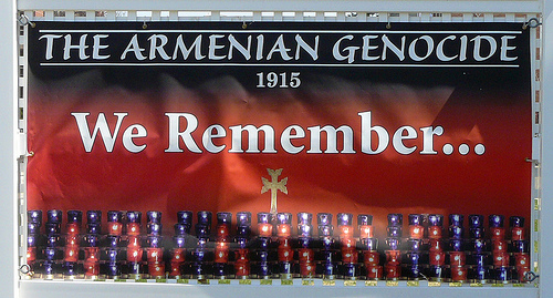 Image result for armenian genocide memorial day