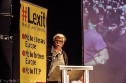 Image result for LOndon says Lexit Tariq Ali